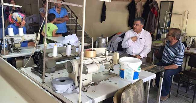 Ereğli'de İstihdam Üretimi Yapanlara Teşekkür