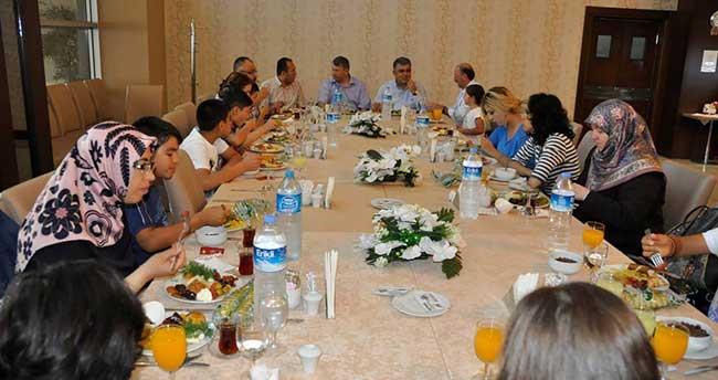 Ereğli'de Kimsesiz Çocuklarla Kahvaltı