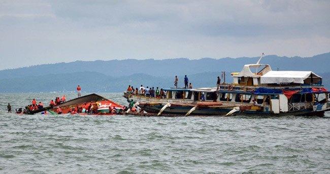 Filipinler'deki feribot faciasında ölü sayısı 59'a yükseldi