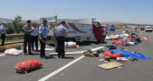 Gaziantep'te işçi kazası: 3 ölü, 13 yaralı