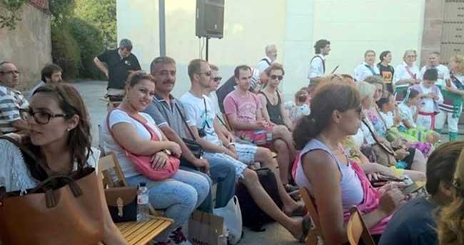 Hüyüklü Eğitimciler İspanya'dan Döndü