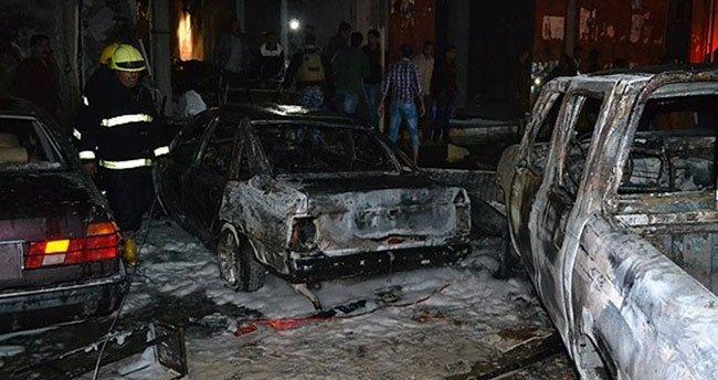 Irak'ta bomba yüklü araçla saldırı: 35 ölü