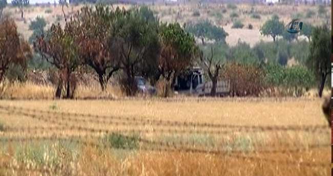 IŞİD'den Türkiye sınırına kamyonet