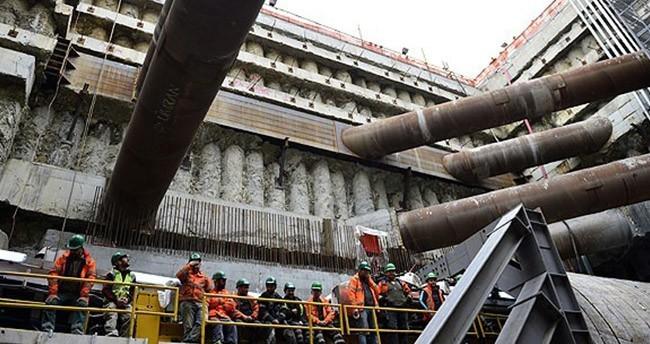 İstanbul metrosunda çalışmalar pazartesi başlıyor