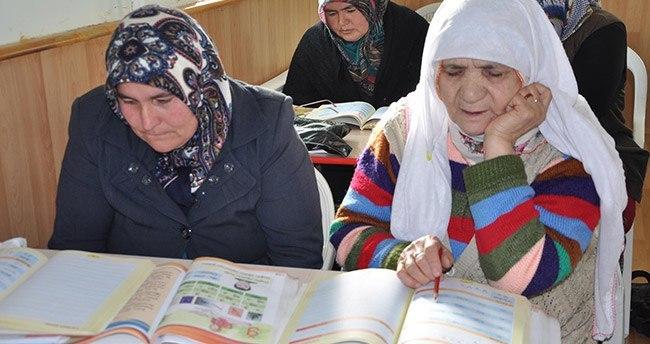 Karaman'da 5 bin kişi okuma yazma bilmiyor