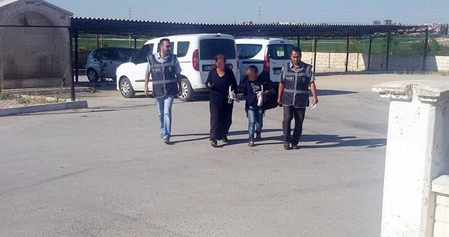 Karaman'da Kadın Hırsızlar Tutuklandı