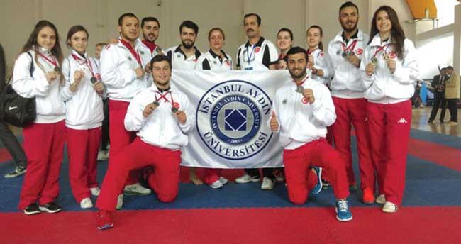 Karatede Avrupa şampiyonluğu