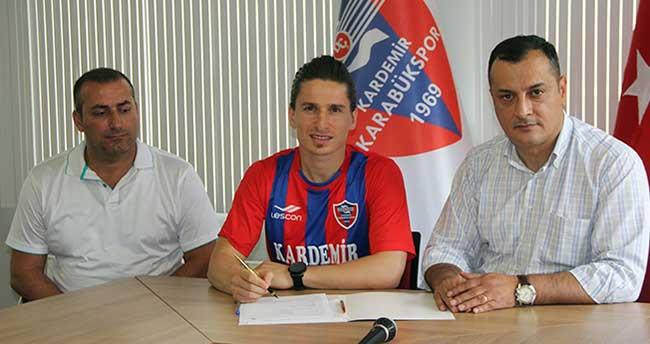 Kardemir Karabükspor 2 oyuncuyu kadrosuna kattı