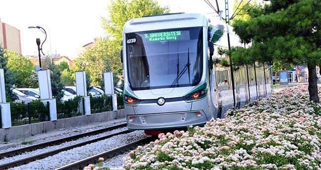 Konya Büyükşehir'den tramvay hattı duyurusu!