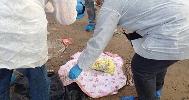Konya'da bebeğini çöplüğe atan anne tutuklandı