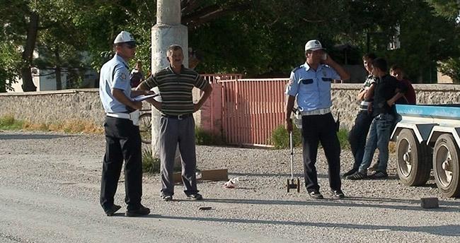 Konya'da otomobilin çarptığı 5 yaşındaki çocuk öldü