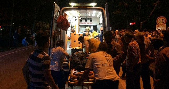 Konya'da otomobilin çarptığı kişi öldü