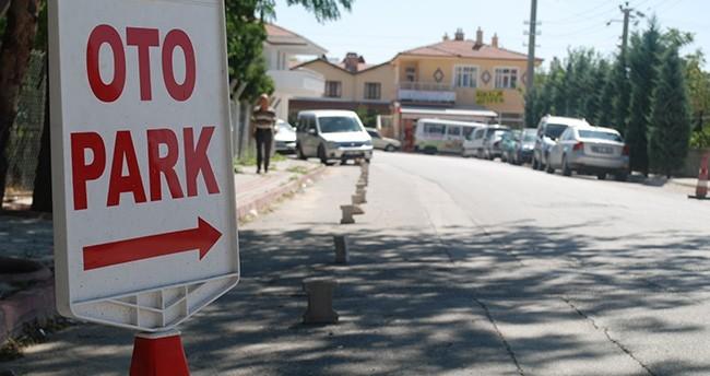 Konya'da otopark sorunu devam ediyor