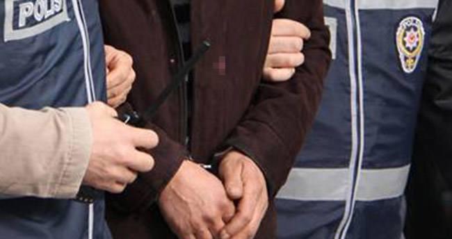 Konya'da uyuşturucu operasyonunda zanlı tutuklandı
