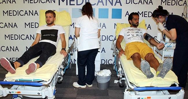 Torku Konyaspor Sağlık Kontrolünden Geçti