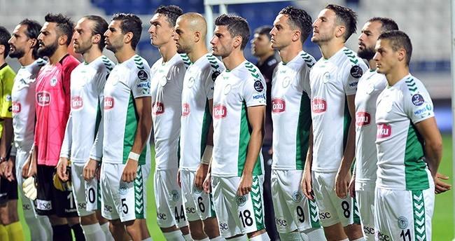 Torku Konyaspor'da Ön Libero Tamam