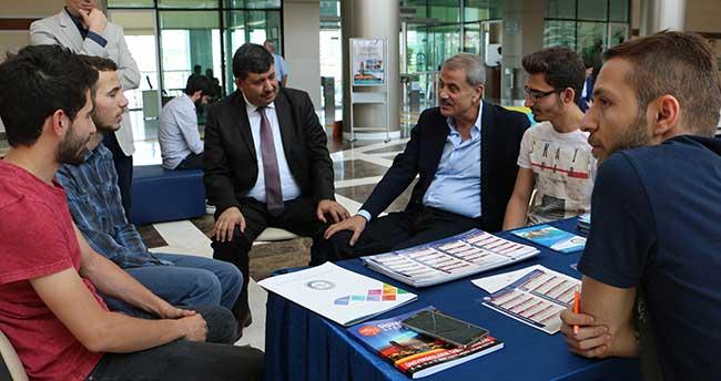 KTO Karatay Üniversitesi'nde Destek Sürüyor