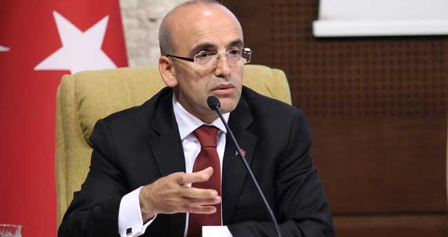 Maliye Bakanı Şimşek'ten dikkat çeken karikatür