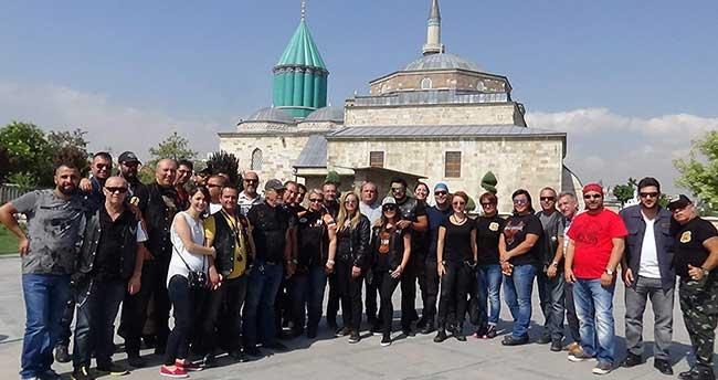 Medicana'da Konya'da 'Sevgi ve Hoşgörü Sürüşü'