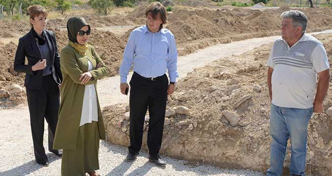 Meram'a yeni bir park daha