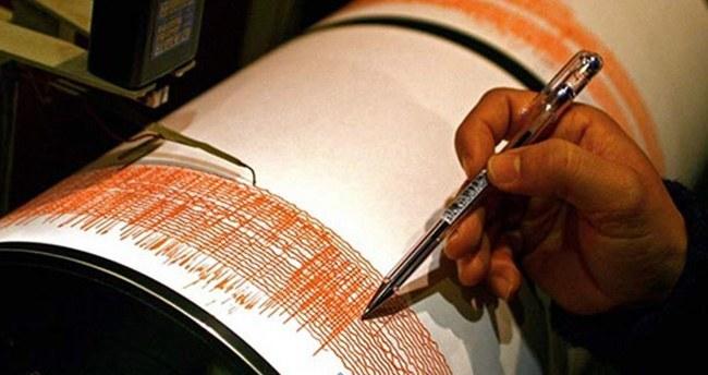 Mersin'de şiddetli deprem!