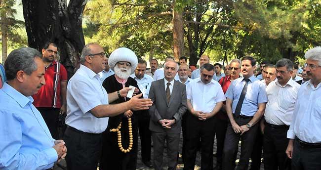 MEVKA 14. Kalkınma Kurulu Toplantısı Akşehir'de Yapıldı