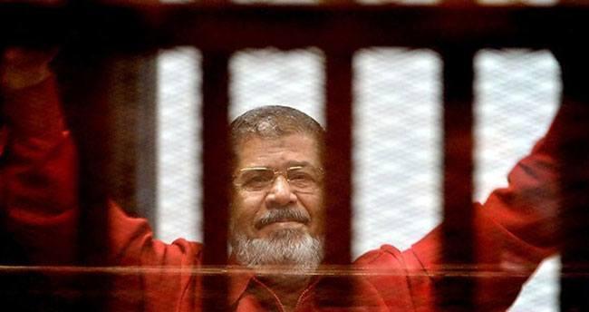 Mursi bayram mesajı yayımladı