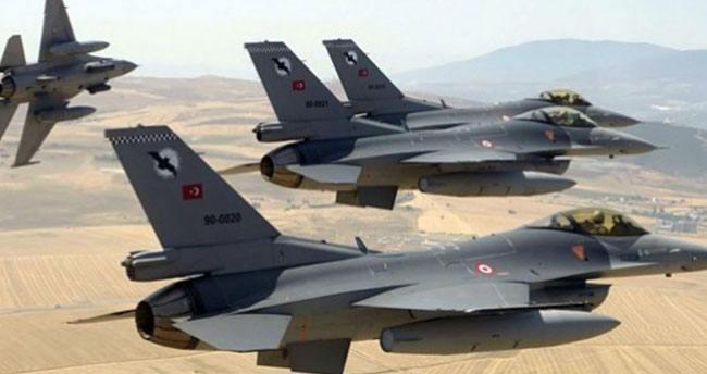PKK kamplarına 4 yıl sonra bomba yağmuru
