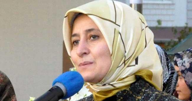 Sare Davutoğlu: 'Dünya her geçen gün biraz daha fazla acıyla imtihan ediliyor'