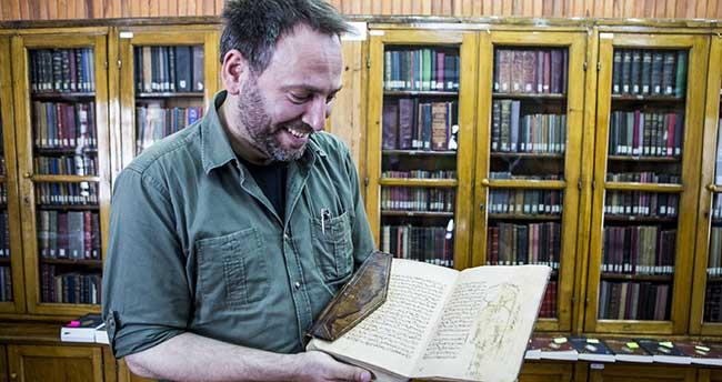Tarihi el yazmaları ABD'den Türkiye'ye getirildi