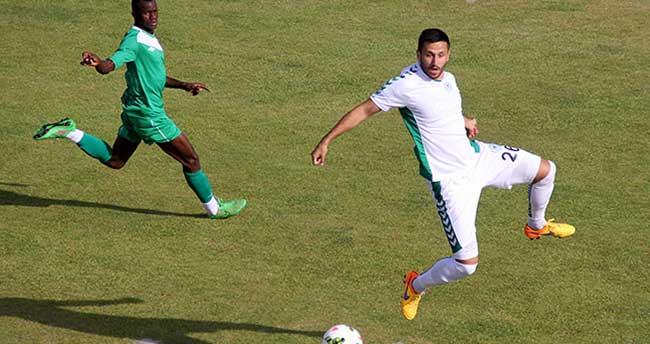 Torku Konyaspor, Giresunspor ile berabere kaldı