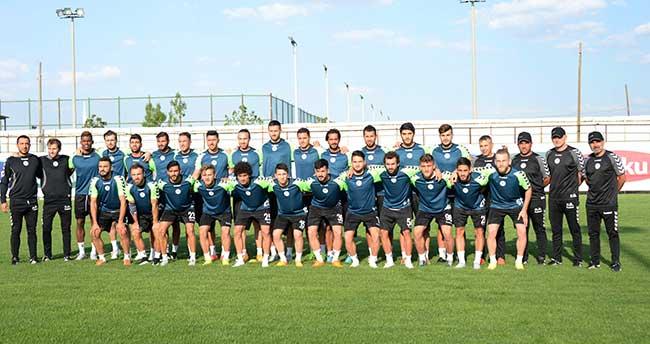 Torku Konyaspor Sezonun İlk Çalışmasını Yaptı