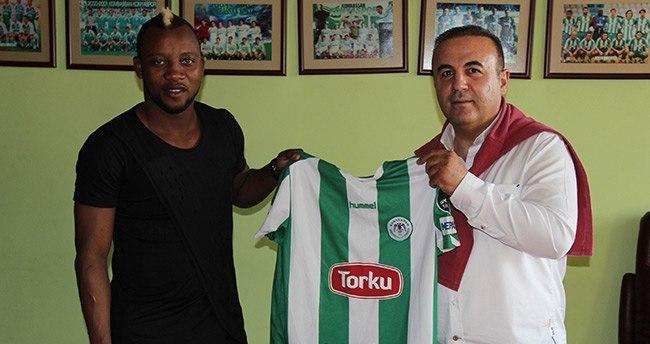 Torku Konyaspor Sissoko ile 2 Yıllığına Anlaştı