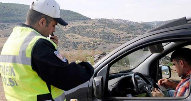 Trafikte radar ekipleri ezber bozuyor
