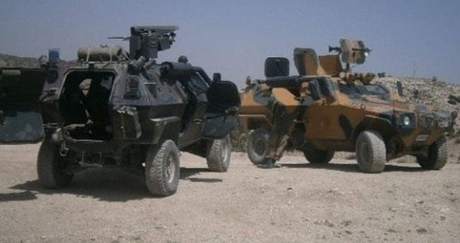 TSK Suriye'deki hedeflere operasyon başlattı