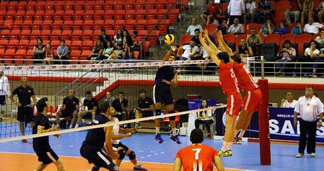 Türkiye, Tunus'u 3-0 mağlup etti