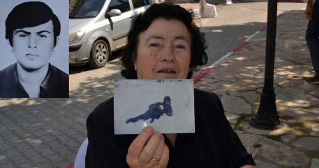 Yunan anne 38 yıldır kayıp olan oğlunu Türkiye'de arıyor