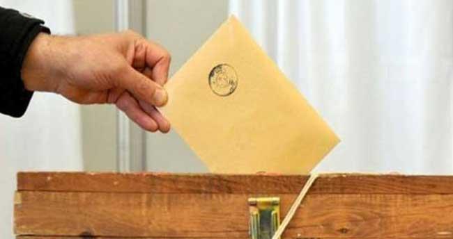 1 Kasım'da oy kullanabilmek için bunu yapmak şart