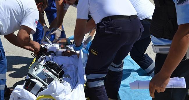 Konya'da 16 Yaşındaki Kız Kendini Vurdu