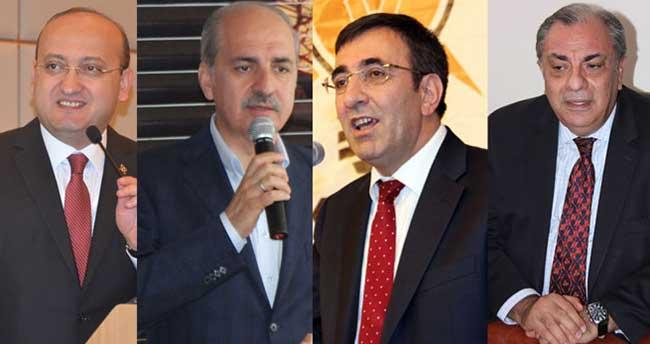 Başbakan Yardımcıları'nın görev dağılımları