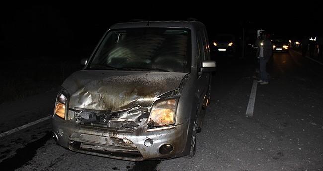 Kütahya'da zincirleme trafik kazası: 2 ölü 8 yaralı