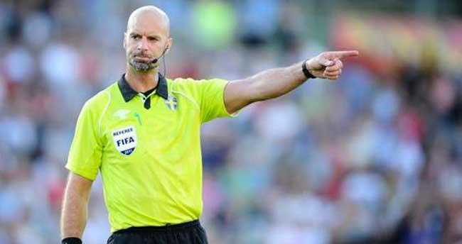 Türkiye-Letonya maçına İsveçli hakem yönetecek