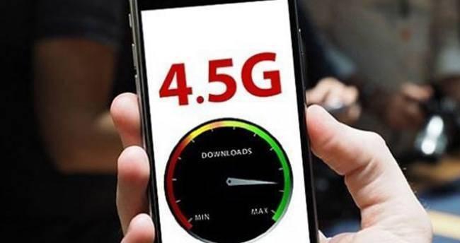 4,5G devlete 2,7 milyar euro kazandıracak