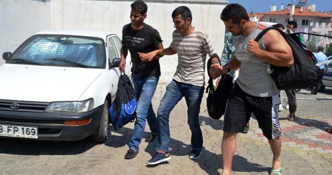 85 Afgan kaçak yakalandı!