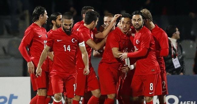 A Milli Takım'ın Letonya ve Hollanda maçlarının programı belirlendi