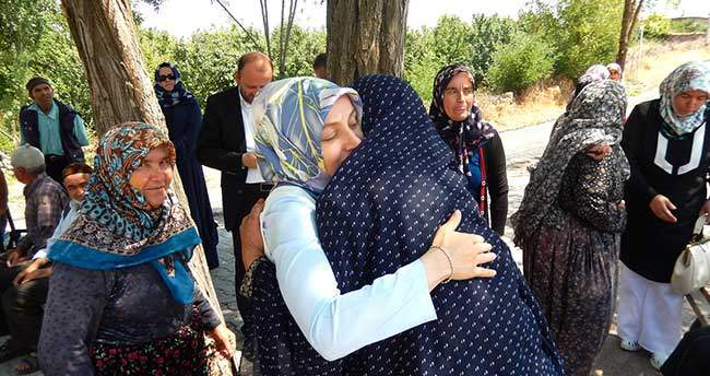 AK Parti Meram taşraya çıkarma yaptı
