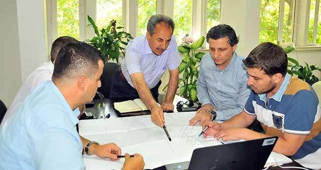 Akşehir'de Doğalgaz dağıtımı projesinde son aşamaya gelindi