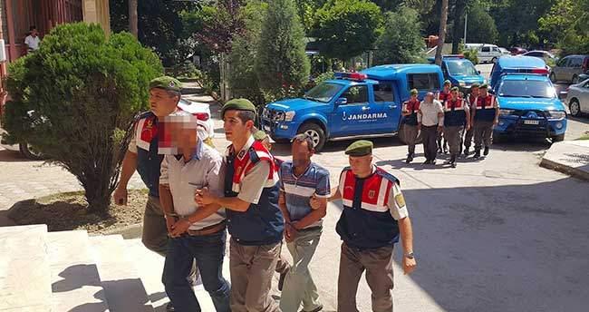 Akşehir'deki silah kaçakçılığında son durum