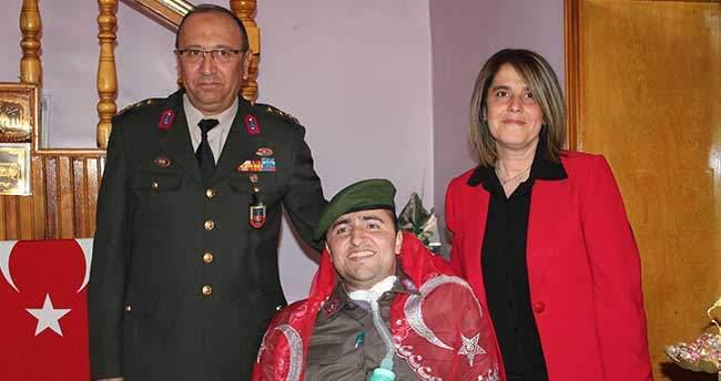 Albay Emin Dursun Konya'ya Veda Etti