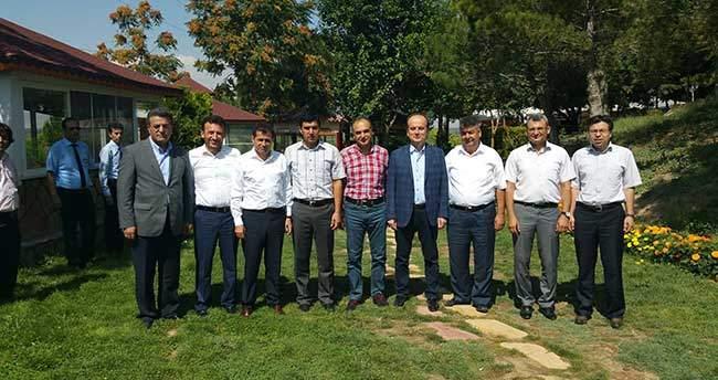 Ankara'dan Çumra'ya Yoğun İlgi